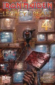 [Iron Maiden: Legacy Of The Beast: Volume 2: Night City #4 (Cover A Tbd) (Product Image)]