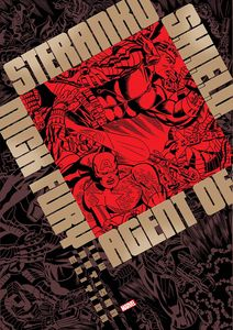 [Steranko: Nick Fury Agent Of S.H.I.E.L.D. (Artisan Edition) (Product Image)]