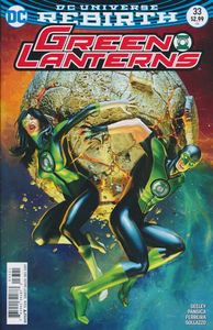 [Green Lanterns #33 (Variant Edition) (Product Image)]