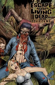 [Escape Of The Living Dead (Fear The Gore Covers Set) (Product Image)]
