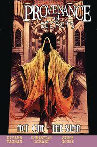 [Provenance Of Secrets #1 (Cover A Dibari) (Product Image)]