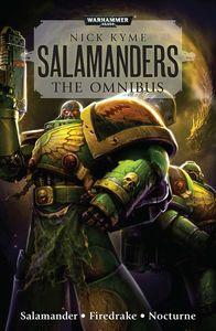 [Warhammer 40K: Salamanders: The Omnibus (Product Image)]