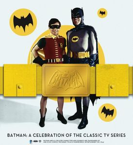 [Batman: A Celebration Of The Classic TV Series (Hardcover) (Product Image)]