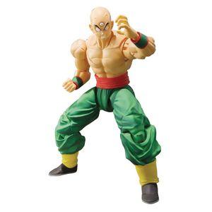 [Dragon Ball Z: SH Figuarts Action Figure:Tenchinhan (Product Image)]