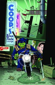[Teenage Mutant Ninja Turtles: The Last Ronin #1 (Steve Lavigne Forbidden Planet Exclusive Signed Variant) (Product Image)]