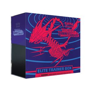 [Pokemon: Sword & Shield 3: Darkness Ablaze: Elite Trainer Box (Product Image)]