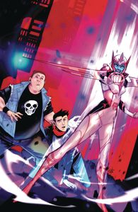 [Mighty Morphin #12 (Cover D Carlini) (Product Image)]