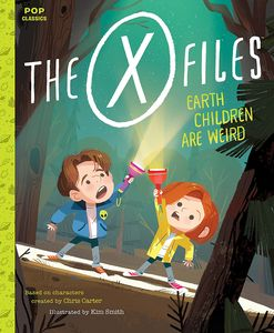 [X-Files: Earth Children Are Weird (Hardcover) (Product Image)]