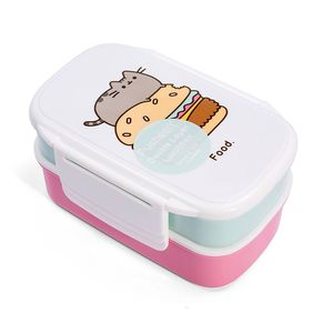 [Pusheen: Clip Lunch Box Set (Product Image)]
