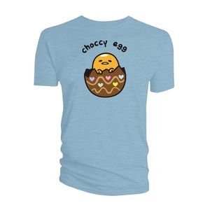 [Gudetama: T-Shirt: Choccy Egg (Product Image)]