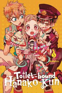 [Toilet-Bound Hanako-Kun: Volume 5 (Product Image)]