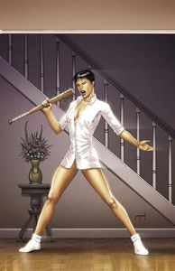 [Grimm Fairy Tales: Robyn Hood #7 (C Cover Jason Metcalf) (Product Image)]