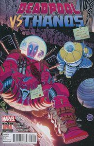 [Deadpool Vs Thanos #2 (Product Image)]