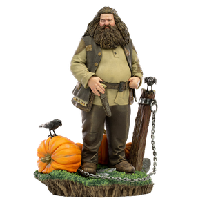 [Harry Potter: Deluxe Art Scale Statue: Hagrid (Product Image)]