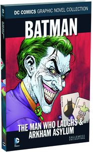 [DC: Graphic Novel Collection: Volume 51: Man Who Laughs Arhkam Asylum (Hardcover) (Product Image)]