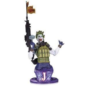 [DC Comics: Super Villains: Bust: Joker (Product Image)]