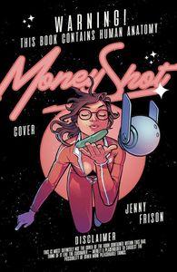 [Money Shot #1 (Forbidden Planet Black Bag Jenny Frison Exclusive Virgin Variant) (Product Image)]