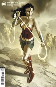 [Wonder Woman #767 (Card Stock J Middleton Variant) (Product Image)]