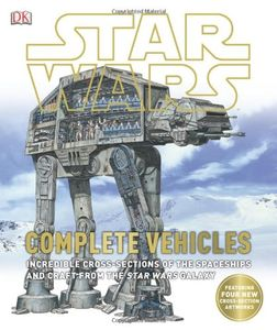 [Star Wars: Complete Vehicles (Hardcover) (Product Image)]