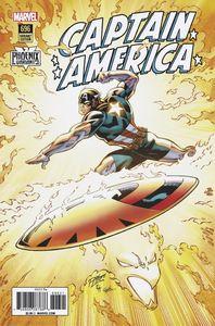 [Captain America #696 (Lim Phoenix Variant) (Legacy) (Product Image)]