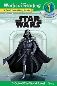 [Star Wars: A 3-In-1 Listen-Along Reader [With Audio CD] (Product Image)]