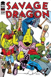 [Savage Dragon #250 (Cover D Simonson) (Product Image)]