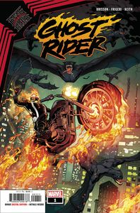 [King In Black: Ghost Rider #1 (Product Image)]