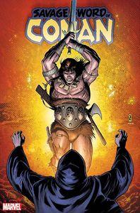 [Savage Sword Of Conan #12 (Zircher Variant) (Product Image)]
