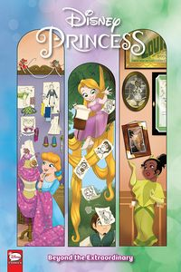 [Disney Princess: Beyond The Extraordinary (Product Image)]