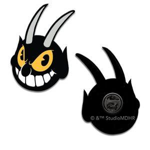 [Cuphead: Enamel Pin Badge: Devil (Product Image)]
