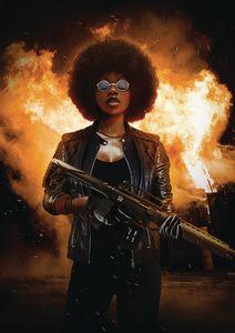 [Victoria Black: One Shot (Cover B Villas) (Product Image)]