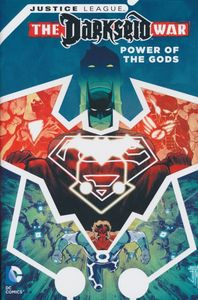[Justice League: Darskeid War: Power Of The Gods (Hardcover) (Product Image)]