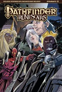 [Pathfinder: Runescars #3 (Cover B Qualano) (Product Image)]
