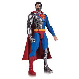 [DC Essentials Action Figure: Cyborg Superman (Product Image)]