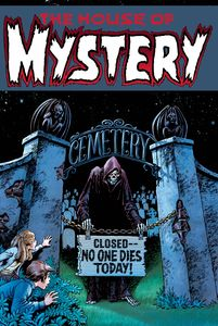 [House Of Mystery: The Bronze Age: Omnibus: Volume 2 (Hardcover) (Product Image)]