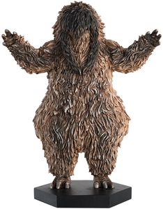 [Doctor Who Figurine Collection Special #23: Yeti (Abominable Snowman) (Product Image)]