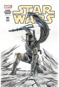 [Star Wars #1 (Forbidden Planet Special Hoth Edition) (Product Image)]