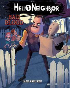 [Bad Blood: Hello Neighbor: Book 4 (Product Image)]