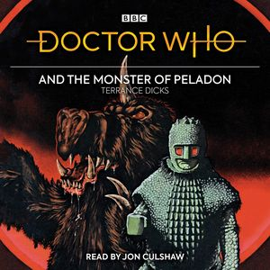 [Doctor Who & The Monster Of Peladon: 3rd Doctor Novelisation (Product Image)]
