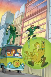[Scooby Doo: Team Up #25 (Product Image)]