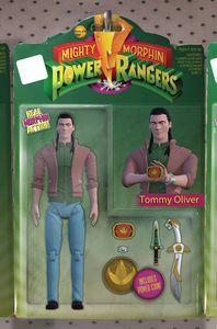 [Mighty Morphin Power Rangers #22 (Unlockable Action Figure Va) (Product Image)]