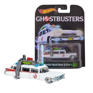 [Ghostbusters: Hot Wheels Vehicles: Retro Entertainment Series: Ecto-1 (Product Image)]