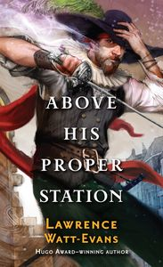[Fall Of The Sorcerers: Book 2: Above His Proper Station (Product Image)]