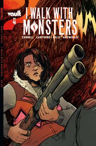 [I Walk With Monsters #4 (Cover A Cantirino) (Product Image)]