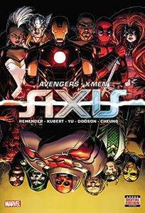 [Avengers & X-Men Axis (Hardcover) (Product Image)]