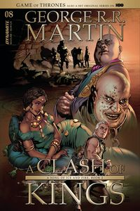 [Game Of Thrones: Clash Of Kings #8 (Cover B Rubi) (Product Image)]