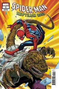[Spider-Man: Reptilian Rage #1 (Lim Variant) (Product Image)]
