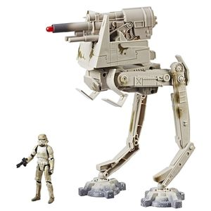 [Solo: A Star Wars Story: Class B Vehicles Action Figure: Imperial AT-DT Walker (Product Image)]