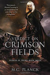 [World Of Prime: Book 4: Verdict On Crimson Fields (Product Image)]