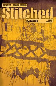 [Stitched #12 (Ancient Evil Variant) (Product Image)]
